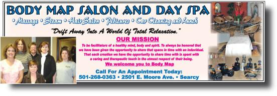 Body Map Salon & Day Spa